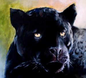 giaguaro nero